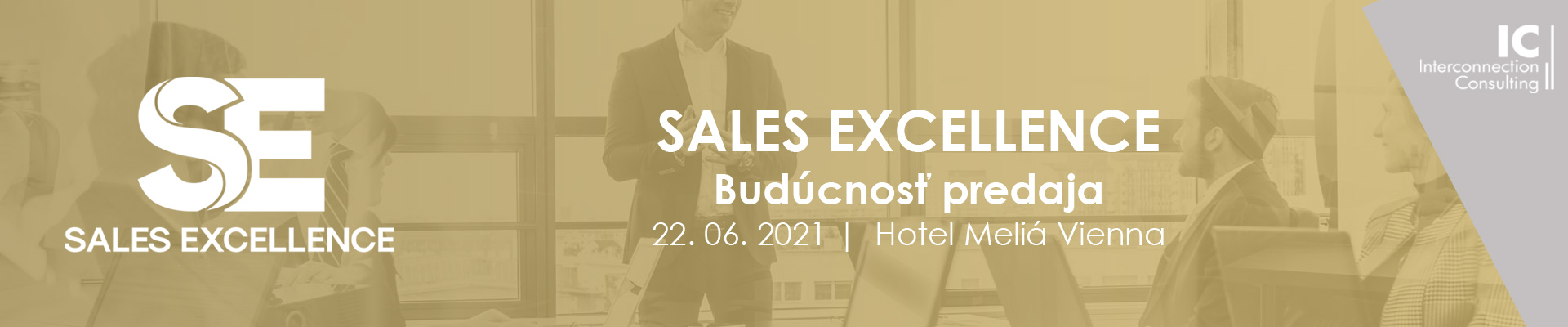 Sales Excellence 2021 Banner Homepage