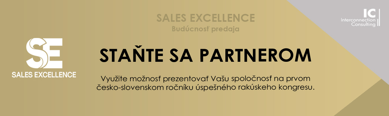 Sales Excellence 2021 Partner Button SK