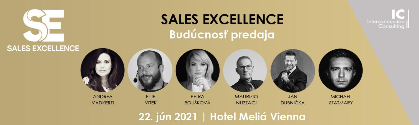Sales Excellence 2021 Program Button SK